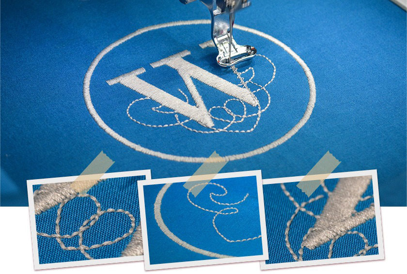 Creating Simple Monograms In Hatch Embroidery Software Free Monogram Design Hatch Blog