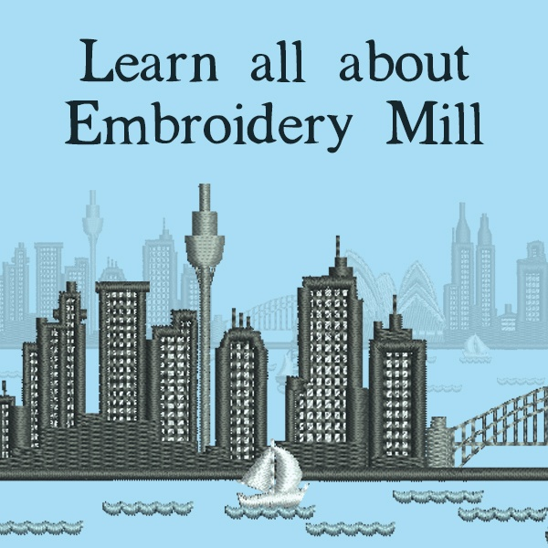 Learn all about Embroidery Mill, a UK Hatch Embroidery Design Partner!