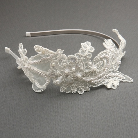 Embroidery Hair Pieces
