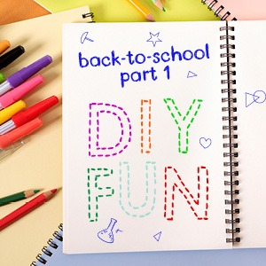 Back-To-School DIY Inspirations
