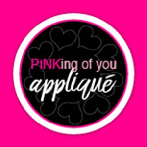PINKing of You – FREE Embroidery Design & Video