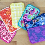 Sunglasses Case – FREE ITH Project by Caroline Critchfield