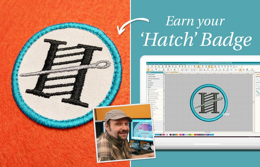 Hatch Patch By Erich Campbell Hatch Blog