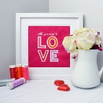 Laura Bruynseels' LOVE-able Valentine's Designs