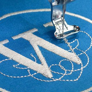 Creating Simple Monograms in Hatch Embroidery Software – FREE Monogram Design