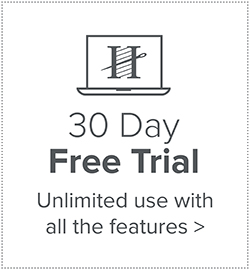 30 day Free Trial of Hatch Embroidery software