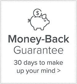 Hatch Embroidery 30 day money back guarantee