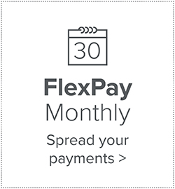 Hatch Embroidery FlexPay payment plan