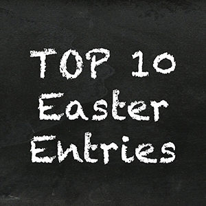 Egg-citing Easter Contest Top 10