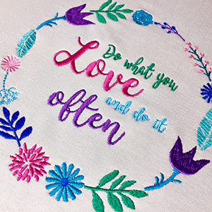 The Perfect Mother's Day Gift – FREE Embroidery Design