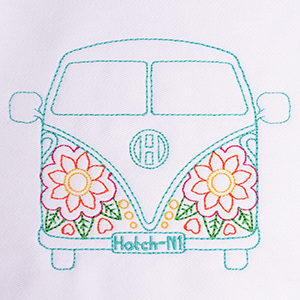 How to use the Mirror-Copy Tool for Perfectly Symmetrical Embroidery Designs